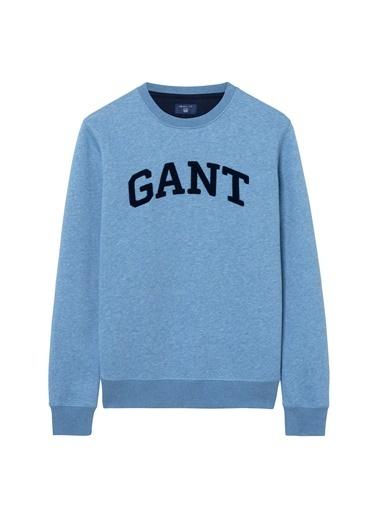 Gant Sweatshirt Mavi